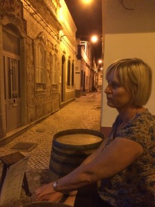 Old town i Olhao