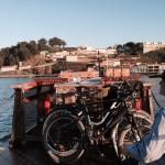 Sykkelbåten på Douro